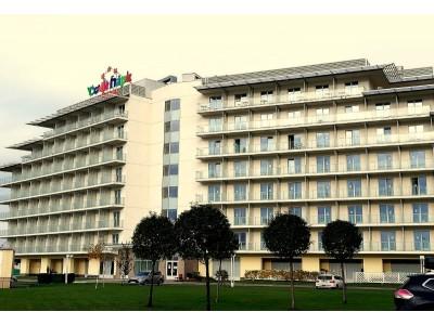 Отель Сочи Парк, территория, внешний вид