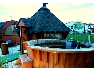 Отель Сочи Парк, баня на дровах