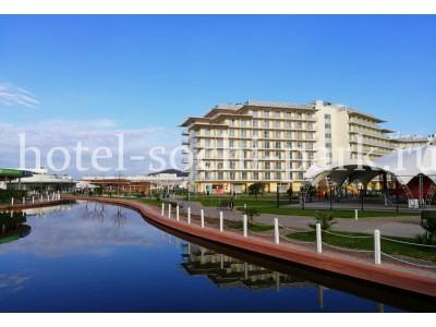 Сочи Парк Отель, территория, внешний вид