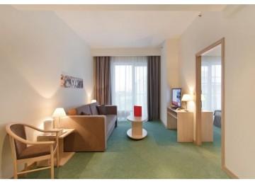 Люкс 2-местный 2-комнатный | Отель Сочи Парк 3*