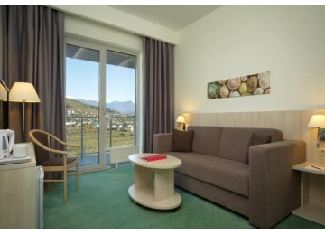 Супериор 2-местный 3-комнатный | Отель Сочи Парк 3*