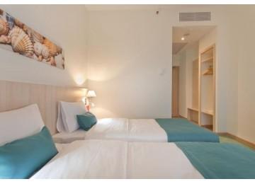 Стандарт 2-местный с раздельными кроватями | Отель Сочи Парк 3*