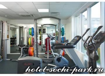 Развлечения и спорт | Отель Сочи парк 3*