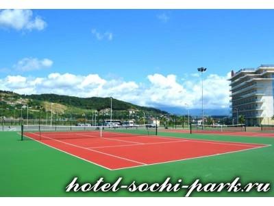 Отель Сочи Парк 3*,  Пляжный волейбол