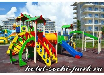 Отдых с детьми  | Отель Сочи Парк 3*