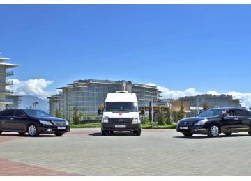 Прочие услуги (парковка, прокат, трансфер) | Отель Сочи Парк 3*