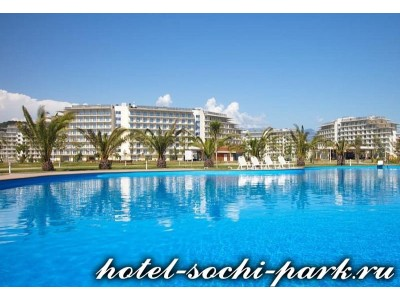 Отель Сочи Парк 3*,  Бассейн